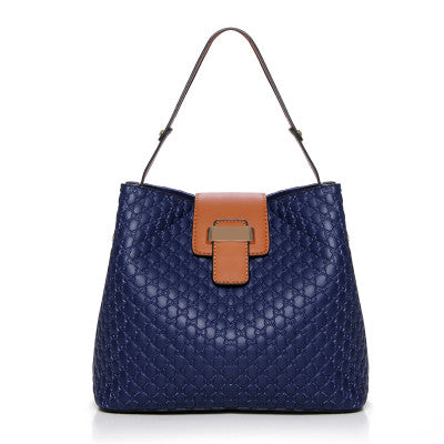 Blue Women Shoulder Bag HandBag