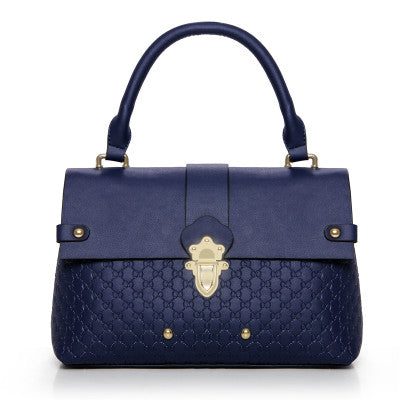 Blue Women Handbag