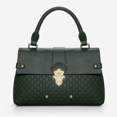 Green Women Handbag