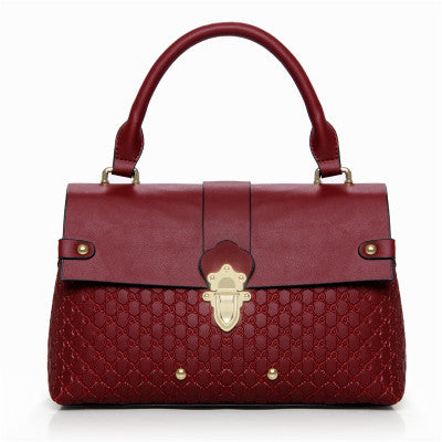 Red Women Handbag