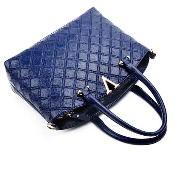 Blue Shoulder Bag Handbag