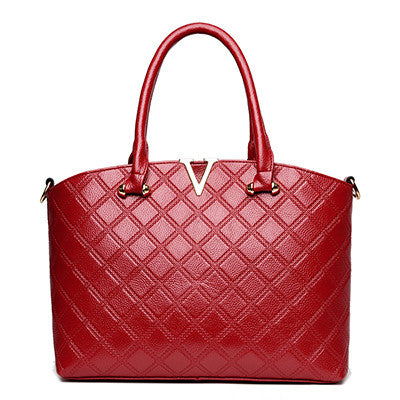 Red Shoulder Bag Handbag