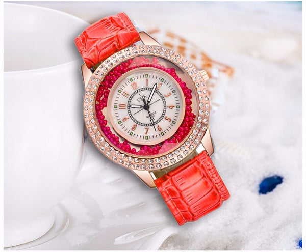 Elegant Fashion Ladies Wrist Watch for Women