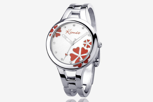 Ladies Quartz Bracelet Wristwatch