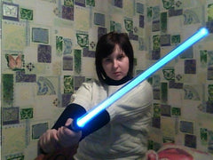 Star Wars Lightsaber Led Flashing Light Sword - Buy 1 Get 1 Free! - Stylished Shop