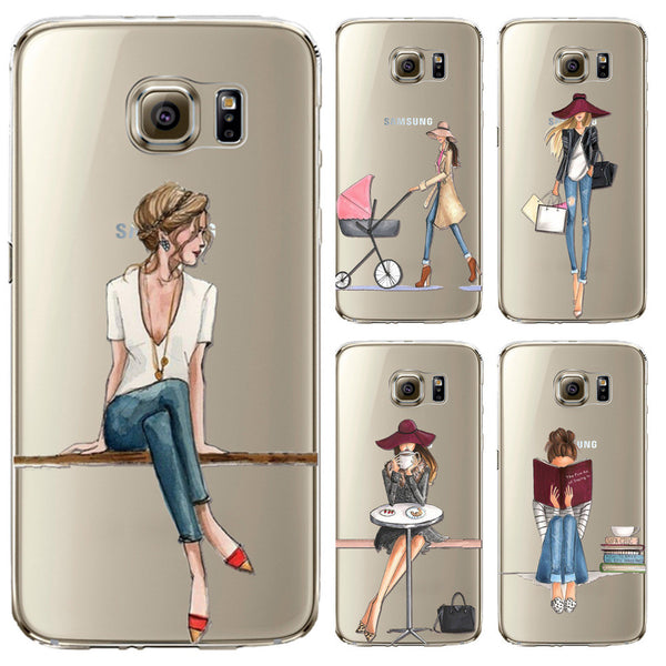 Phone Case for Samsung Galaxy S5 S6 S6Edge S6Edge+