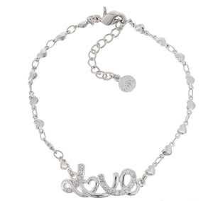 Words of Love Bracelet