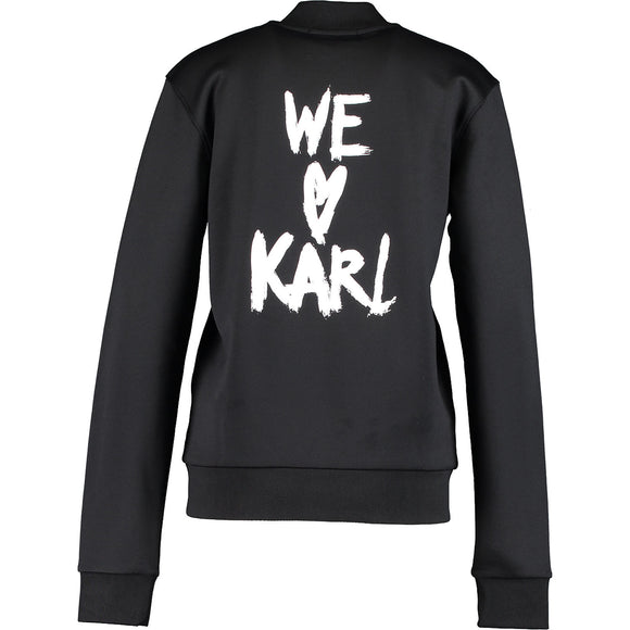 Karl Lagerfeld: 'We Love Karl' Jumper