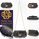 Mischa Barton Ruby Flap Over Clutch Bag