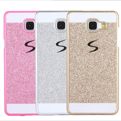 Bling Shinning Case Glitter Back Cover For Samsung Galaxy S8 / S8 Plus