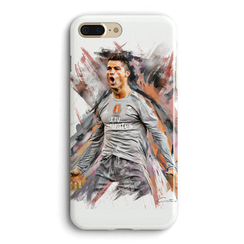 Cristiano Ronaldo CR7 #2 iPhone Case