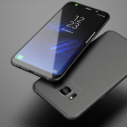 Ultra Thin Slim Cover TPU Case For Samsung Galaxy S8 / S8 Plus