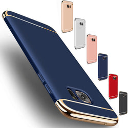 Luxury Ultra-Thin Electroplate Hard Back Case Cover For Samsung Galaxy S8 / S8 Plus