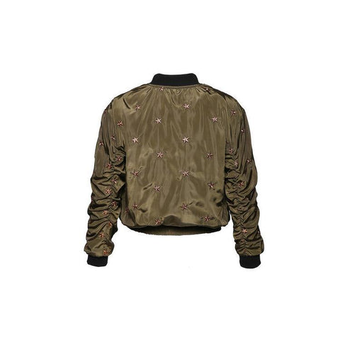 Sublimated And embroidered baseball jackets