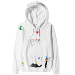 Children Painting! Long Sleeve Hooded Sweatshirt, Unisex Hoodie, Sweater Tee Sweats Ambush