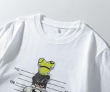 Criminal Dog Supreme!Short Sleeve T-shirt, Unisex Tees, Couple's T-shirt, Street Fashion Tee Shirt-TownTiger
