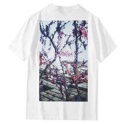 Flowers Essential! Short Sleeve T-shirt, Unisex Tees, Couple's T-shirt, Street Fashion Tee Shirt