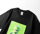 Green Frog Toy! Short Sleeve T-shirt, Unisex Tees, Couple's T-shirt, Street Fashion Tee Shirt