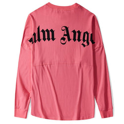 Palm Angel Colorful! Long Sleeve T-shirt, Unisex Tees, Couple's T-shirt, Street Fashion Tee Shirt