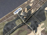 Ripped Army Camouflage!Skinny Pants, Denim, Bottoms, Women Jeans, Femme Bottoms, Trousers-TownTiger