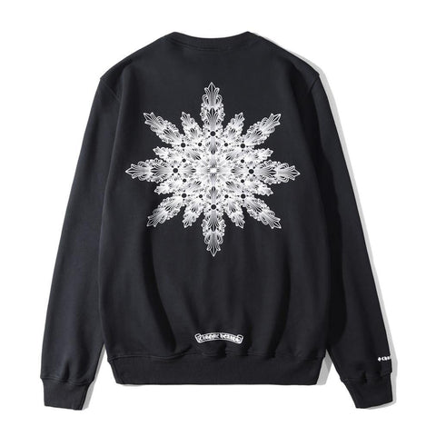 Snow Flake! Long Sleeve Sweatshirt, Unisex Tops, Unisex T-shirt, Sweater Tee-TownTiger