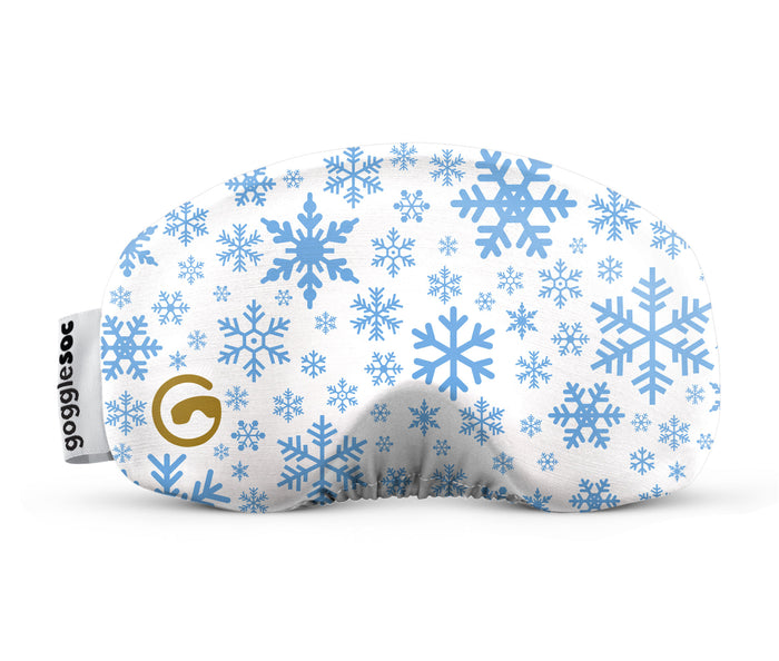 snowflake gogglesoc goggle cover gogglesock goggle sock originals goggle cover microfibre microfiber goggle protector protection