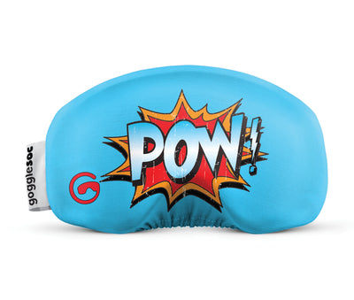 POW! gogglesoc goggle cover gogglesock goggle sock originals goggle cover microfibre microfiber goggle protector protection POW