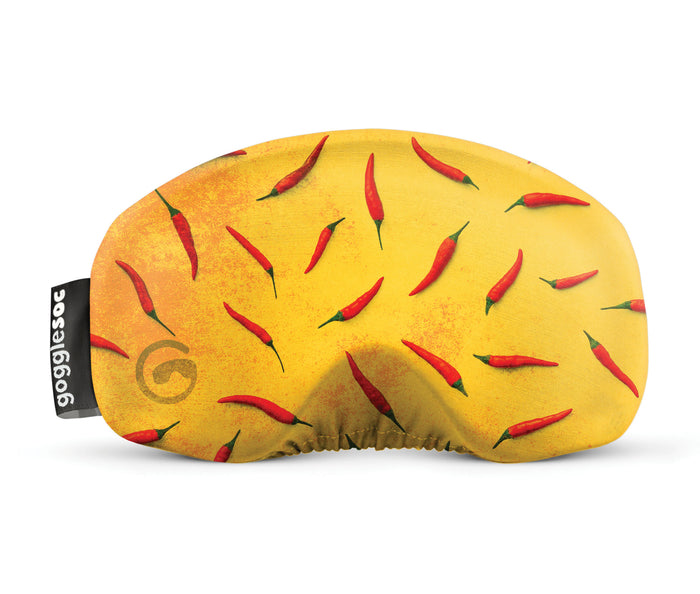 spicy gogglesoc goggle cover gogglesock goggle sock fruity goggle cover microfibre microfiber goggle protector protection