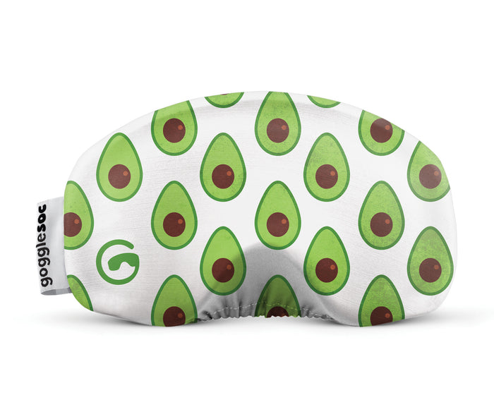 guac gogglesoc goggle cover gogglesock goggle sock fruity goggle cover microfibre microfiber goggle protector protection