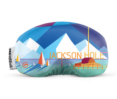 jackson hole gogglesoc goggle cover gogglesock goggle sock resorts goggle cover microfibre microfiber goggle protector protection