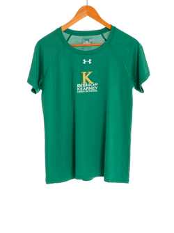 Green Short Sleeve Under Armour T-Shirt