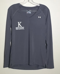 Long-Sleeved Under Armour V-Neck