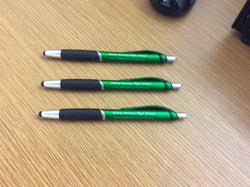 3 Kearney Stylus and Writing Pens