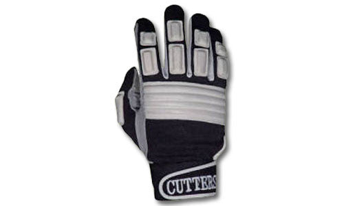 Football Gloves: Cutters Full Finger Lineman