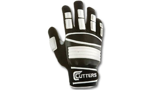 Football Gloves: Cutter Reinforcer