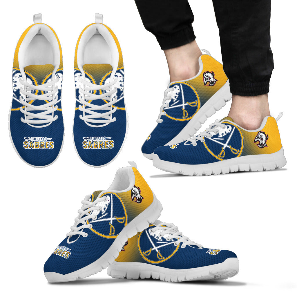 Special Unofficial Buffalo Sabres Sneakers