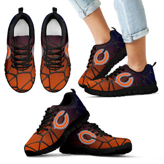 Colors Air Cushion Chicago Bears Gradient Sneakers