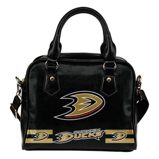 Anaheim Ducks For Life Shoulder Handbags