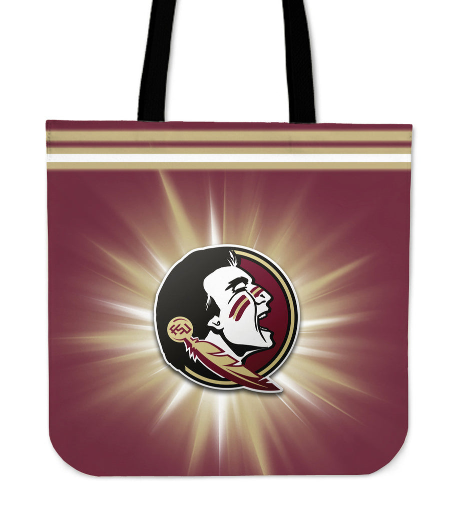 Florida State Seminoles Flashlight Tote Bags - Best Funny Store