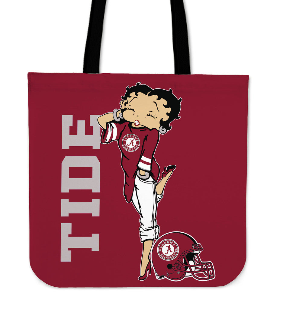 BB Alabama Crimson Tide Tote Bag For Women Tote Bags - Best Funny Store