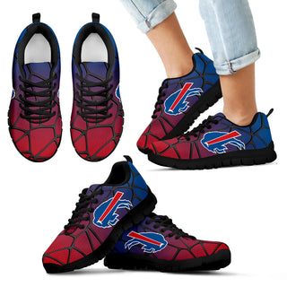 Colors Air Cushion Buffalo Bills Gradient Sneakers