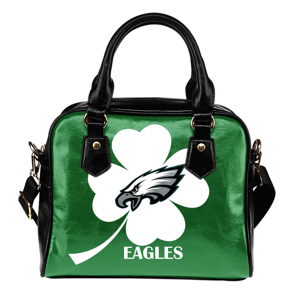 Philadelphia Eagles Blowing Amazing Stuff Shoulder Handbags
