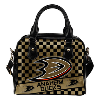 Different Fabulous Banner Anaheim Ducks Shoulder Handbags