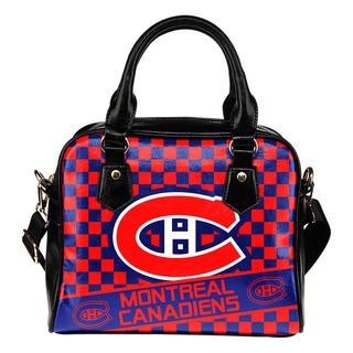 Different Fabulous Banner Montreal Canadiens Shoulder Handbags