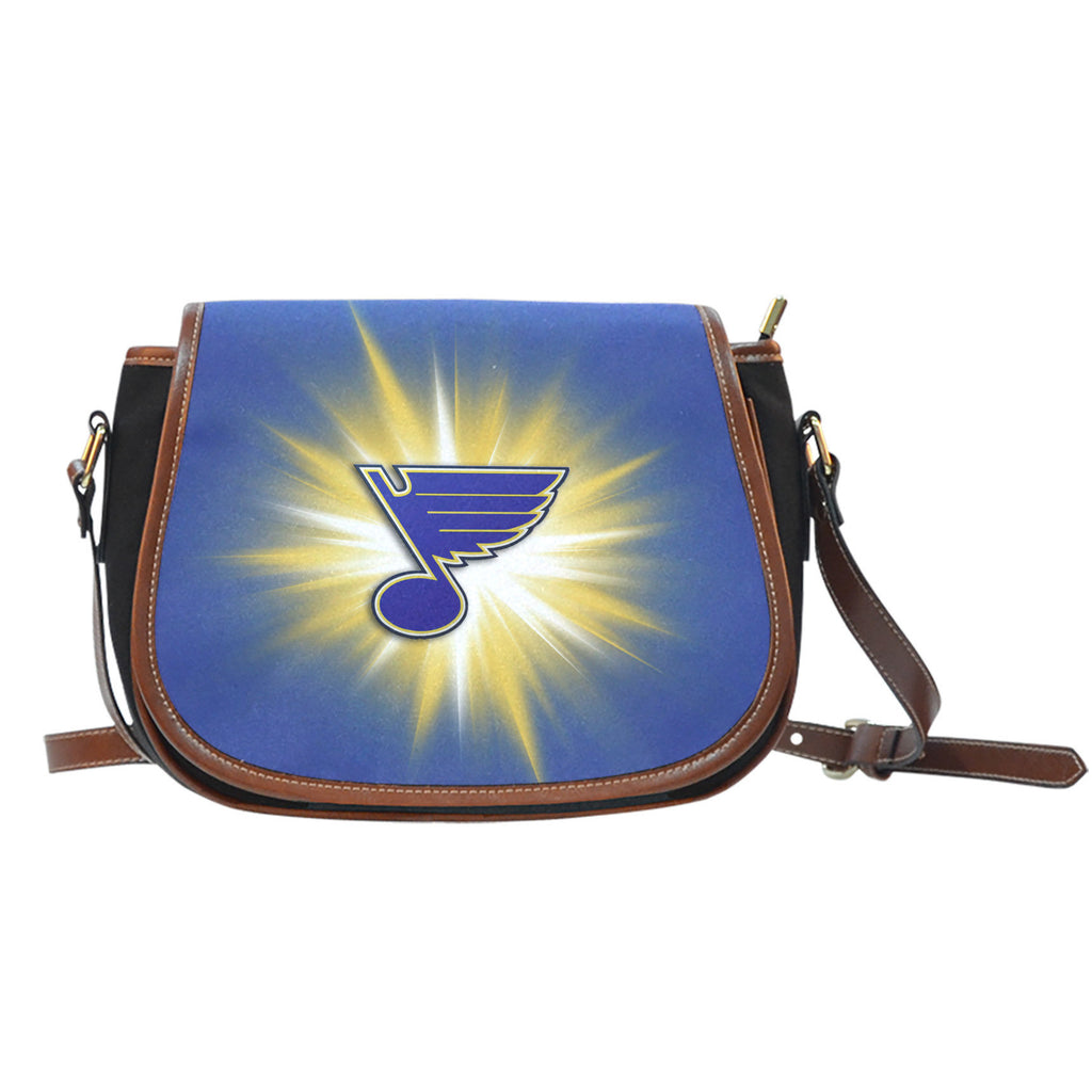 St. Louis Blues Flashlight Saddle Bags - Best Funny Store