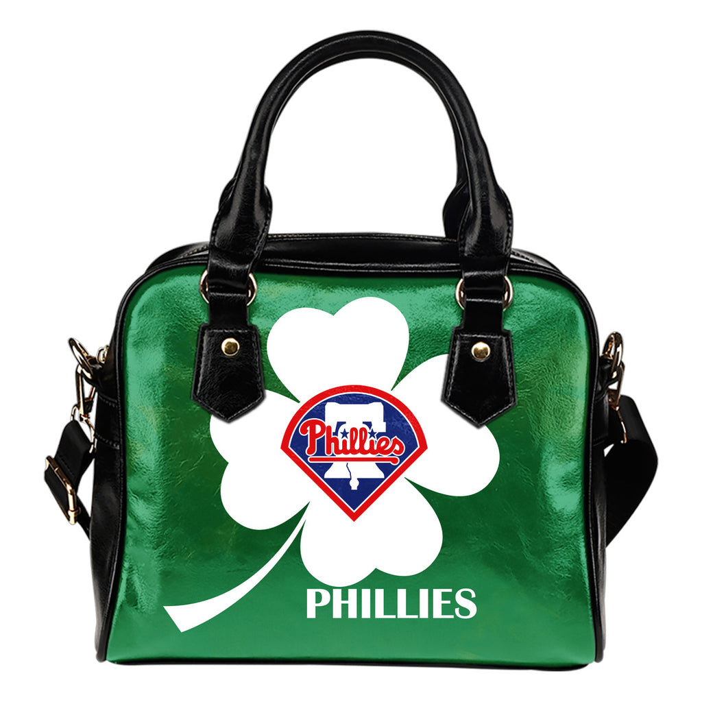 Philadelphia Phillies Blowing Amazing Stuff Shoulder Handbags