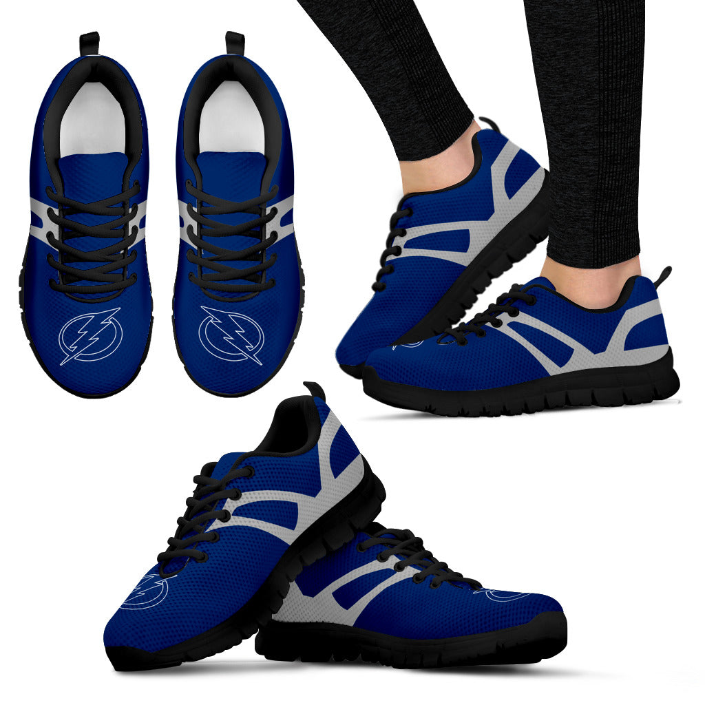 Line Amazing Bottom Tampa Bay Lightning Sneakers