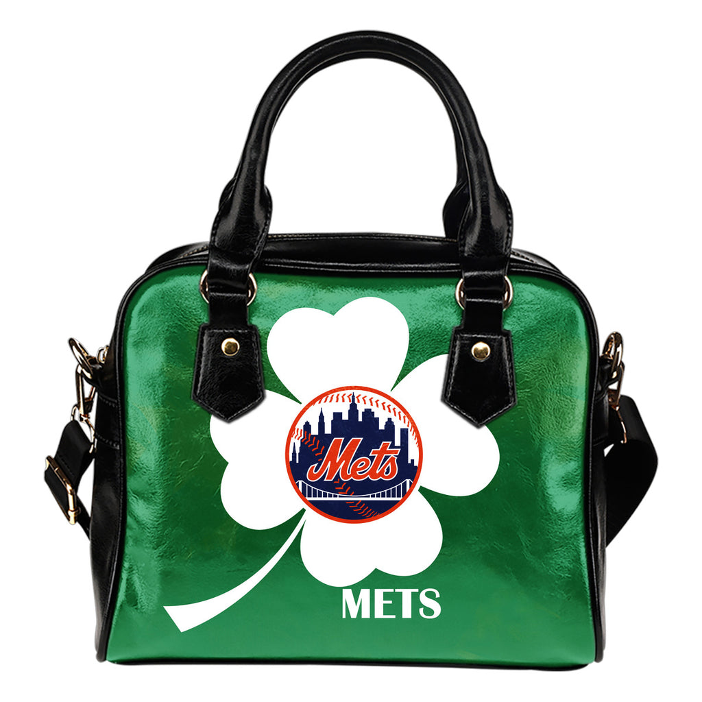 New York Mets Blowing Amazing Stuff Shoulder Handbags