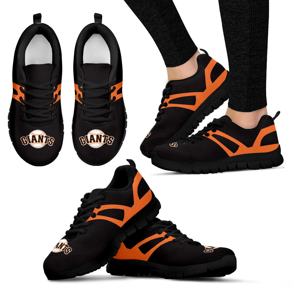Line Amazing Bottom San Francisco Giants Sneakers