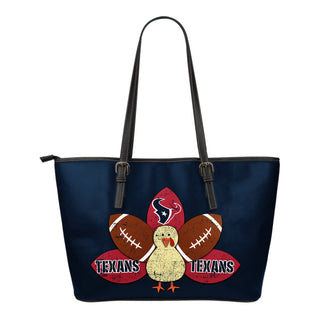 Thanksgiving Houston Texans Leather Bags - Best Funny Store